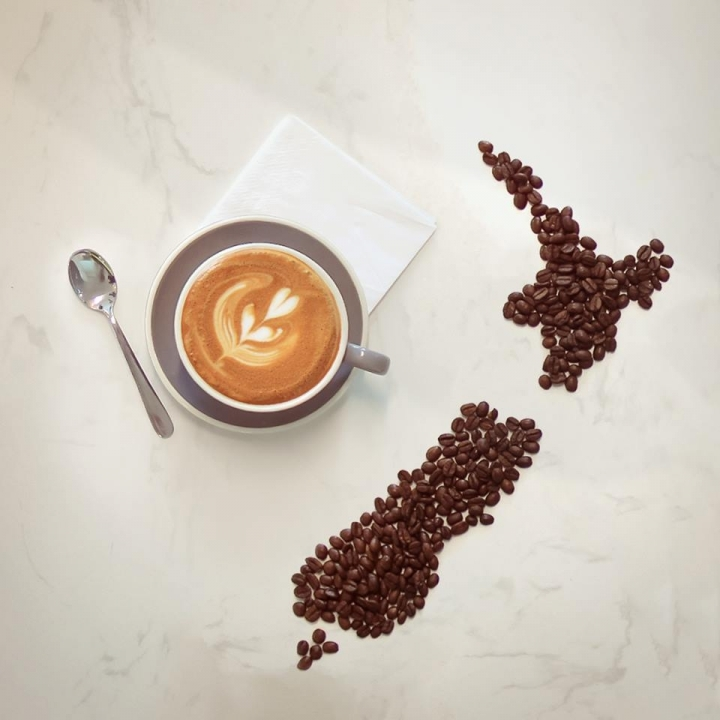 Read Full Article - 100% Arabica beans, locally roasted in Dunedin